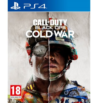 Call of Duty: Black Ops Cold War (PS4)