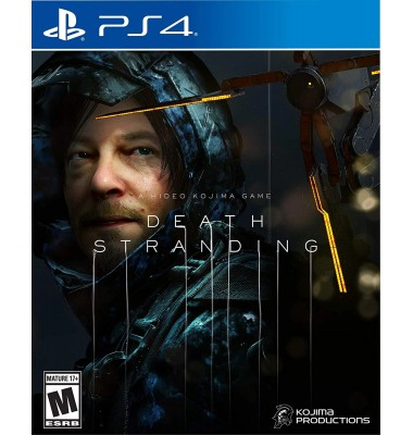 Death Stranding (PS4)