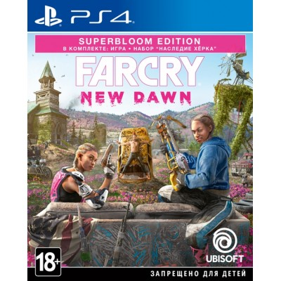 Far Cry New Dawn Deluxe Edition (PS4)