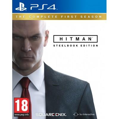 Hitman: Издание Игра Года (PS4)