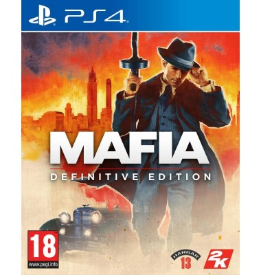 Mafia: Definitive Edition (Мафия 2020)