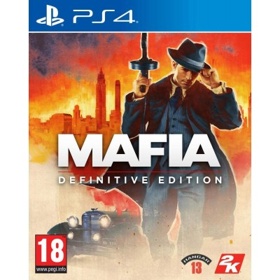 Mafia: Definitive Edition (Мафия 2020)