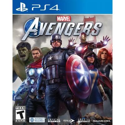 Marvel's Avengers - Мстители (PS4)