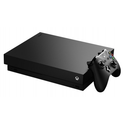 Microsoft Xbox One X 1ТБ (б/у)