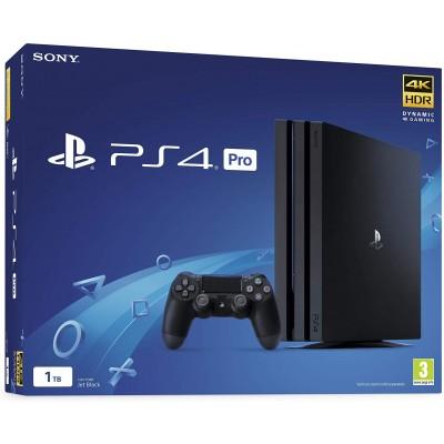 PlayStation 4 Pro 1Tb (CUH-7208B) + подписка Okko фильмы 60 дней