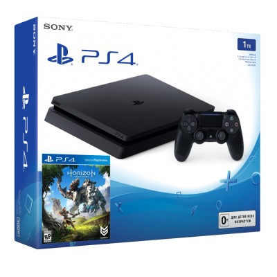 PlayStation 4 Slim 1Tb (CUH-2208B) б/у