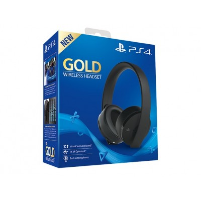 Sony Gold Wireless Headset 7.1 беспроводная гарнитура