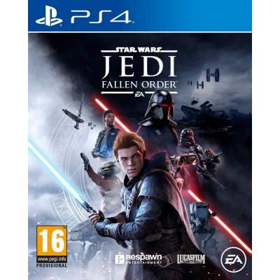 Звёздные Войны Джедаи: Павший Орден -Star Wars Jedi: Fallen Order (PS4)