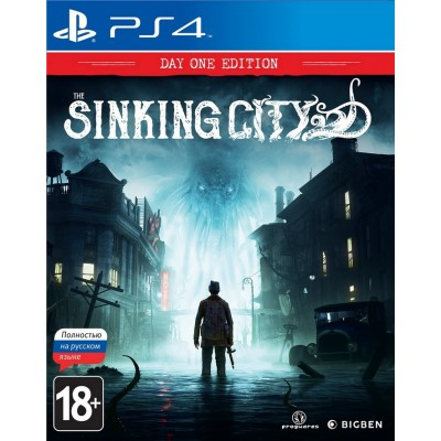 The Sinking City (PS4)